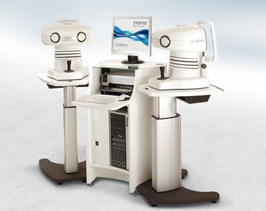 博士伦 角膜地形图波前像差仪一体诊断系统